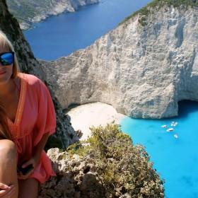 Zakynthose saar Kreekas