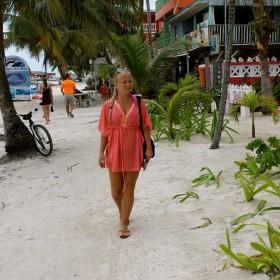 San Pedro saar Belizes